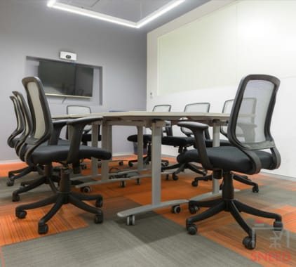 6 seaters Meeting Room New Delhi Okhla awfis-mohan-cooperative