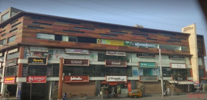 General Hyderabad Hitech City indesk-space