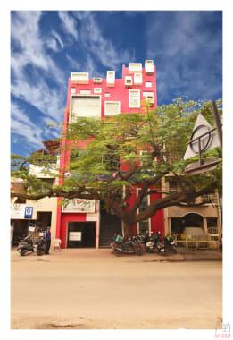 General Bangalore Indiranagar edifice-cube