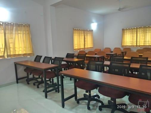 28 seaters Training Room Bangalore Hebbal bloom-mode