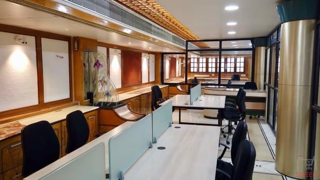 7 seaters Private Room Bhopal Maharana Pratap Nagar r-worksquare