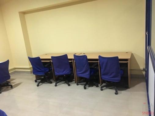 10 seaters Training Room Bangalore Yelahanka interbeing