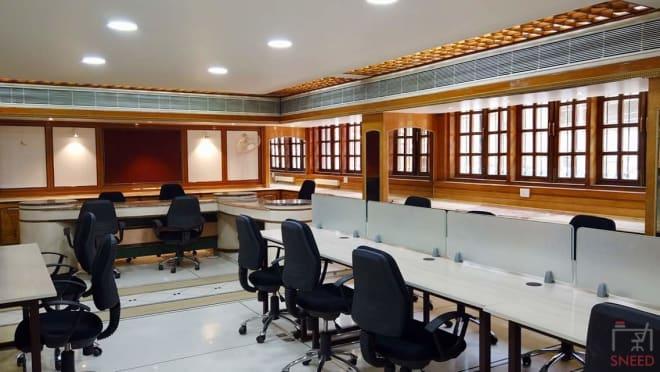 18 seaters Private Room Bhopal Maharana Pratap Nagar r-worksquare