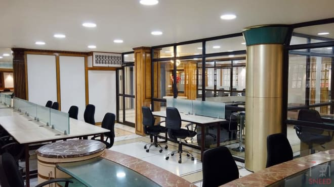 1 seaters Open Desk Bhopal Maharana Pratap Nagar r-worksquare