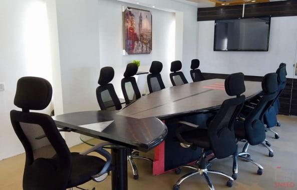 11 seaters Meeting Room Bhopal Maharana Pratap Nagar r-worksquare