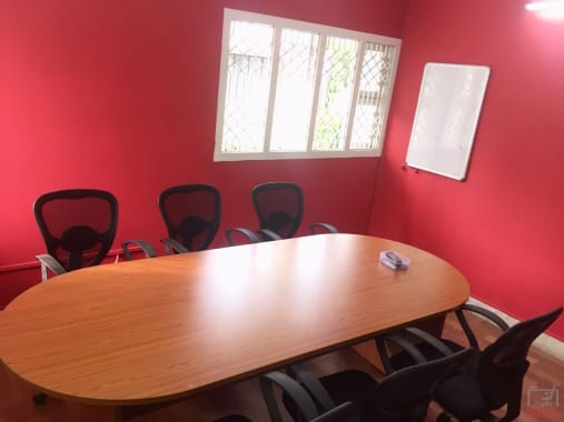 10 seaters Meeting Room Bangalore Rajajinagar giga-363