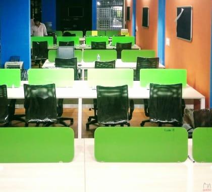 120 seaters Open Desk Bangalore Rajajinagar giga-364