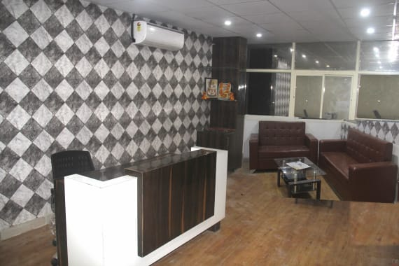 General New Delhi Mayur Vihar techarbeits-plug-and-play-office