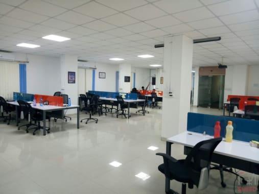 75 seaters Open Desk Bangalore HSR 365sharedspace-sector-5