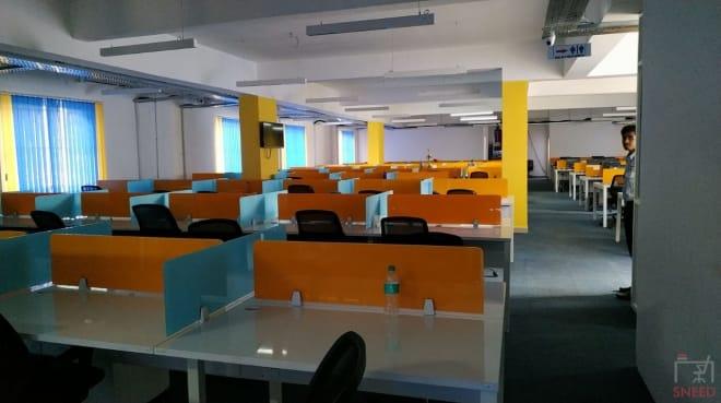 50 seaters Open Desk Bangalore Koramangala 365sharedspace-koramangala