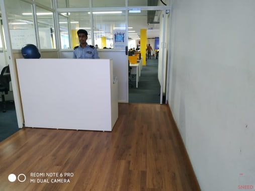 General Bangalore HSR 365sharedspace-sector-3