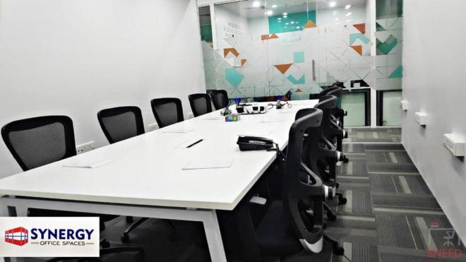 Meeting Room Pune Viman Nagar synergy-office-spaces