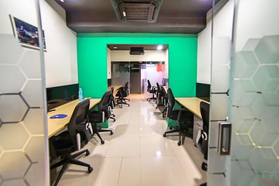 4 seaters Private Room Hyderabad Hitech City clowork-newmark-ii