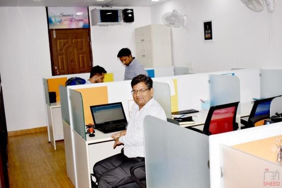 15 seaters Open Desk New Delhi Dwarka trinity-coworking-dwarka