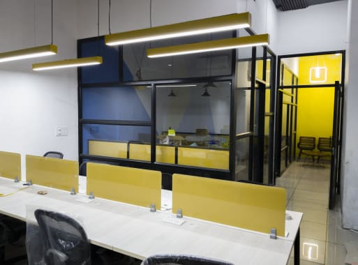 28 seaters Open Desk Noida Sector 8 xspaces