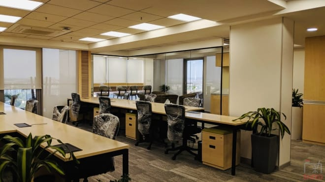 400 seaters Open Desk Pune Viman Nagar workspace-viman-nagar