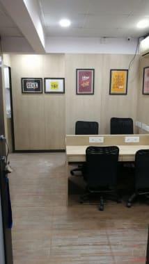 5 seaters Private Room Mumbai Andheri peace-cowork