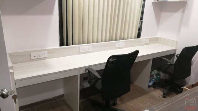 11 seaters Open Desk Mumbai Andheri peace-cowork