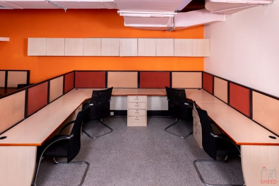 18 seaters Private Room Bangalore HSR workvista-coworks