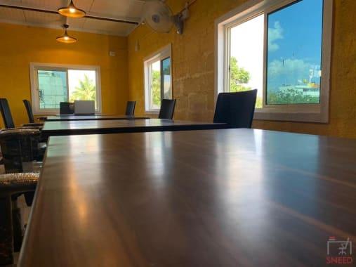 5 seaters Open Desk Bangalore Indiranagar cupshup-cafe