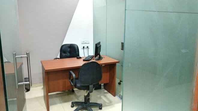 Private Room Pune Kalyani Nagar salat-co-working-spaces