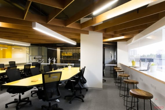 8 seaters Meeting Room Bangalore Whitefield goodworks-cowork