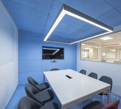 8 seaters Meeting Room Mumbai Lokhandwala awfis-lokhandwala