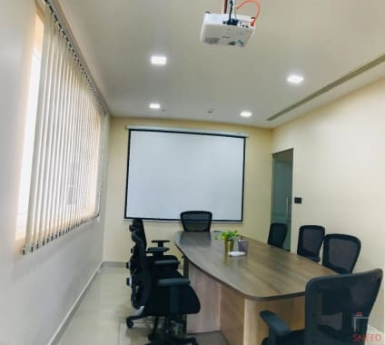Meeting Room Hyderabad Banjara Hills octo-spaces