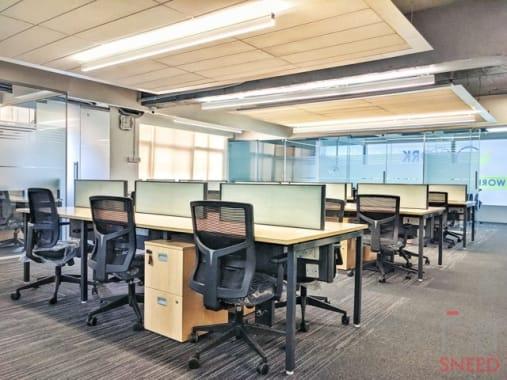 30 seaters Open Desk Bangalore Indiranagar work365-