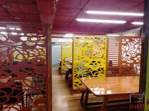 8 seaters Private Room New Delhi Ghitorni tradeboox-coworking