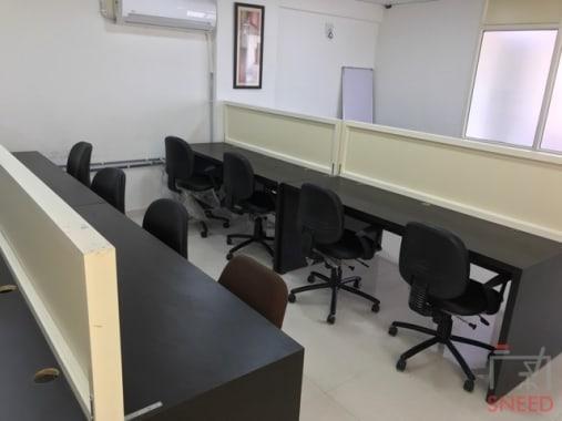 36 seaters Open Desk Ahmedabad Satellite angel-coworking