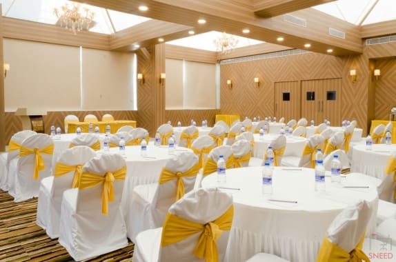 200 seaters Event Space Bangalore Koramangala lumina-event-space