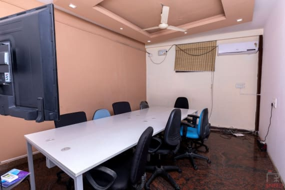 10 seaters Private Room Bangalore Bellandur workvista-belllandur