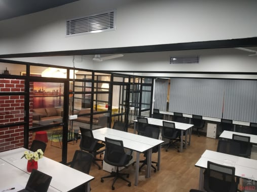 20 seaters Private Room Bangalore MG Road bhive-mg-road