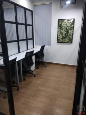 3 seaters Private Room Bangalore MG Road bhive-mg-road