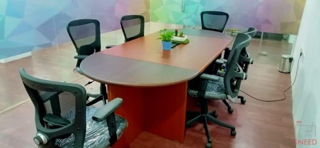 10 seaters Meeting Room Hyderabad Banjara Hills raan-nexus-business-centre