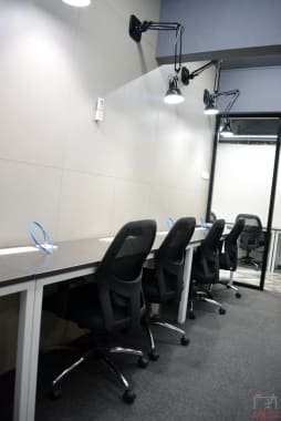 10 seaters Private Room Bangalore St Marks Road capsule-works