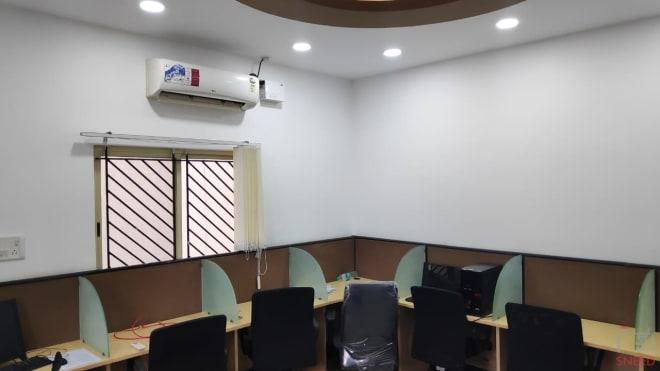 12 seaters Open Desk Bangalore HSR accelerate