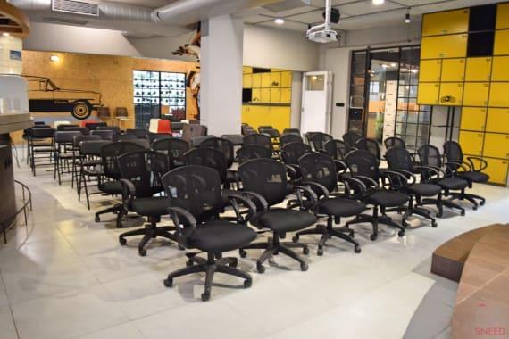 50 seaters Event Space Bangalore Koramangala commune-coworks