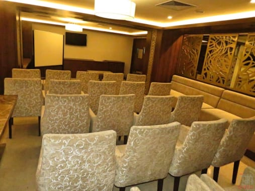 100 seaters Training Room Bangalore Koramangala lumina-event-space