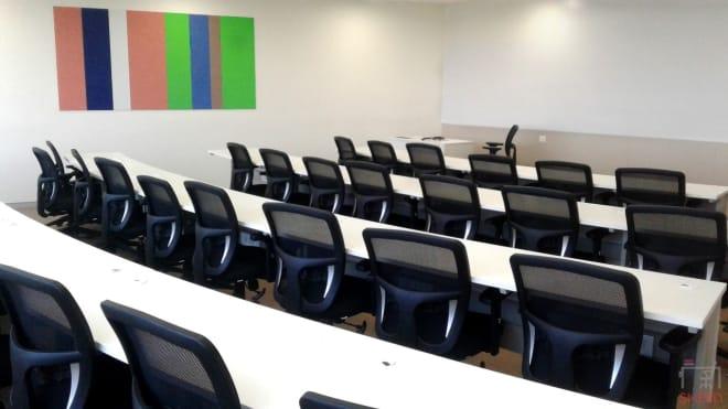 30 seaters Training Room Chennai OMR beta-block