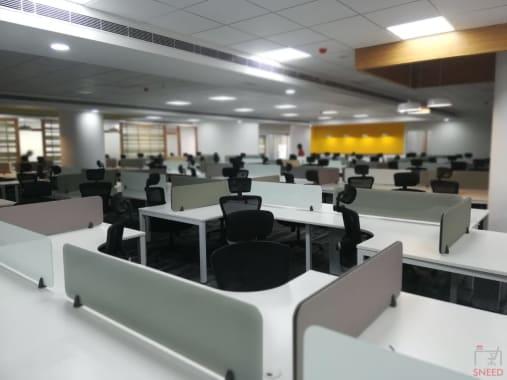 350 seaters Open Desk Bangalore Kadubeesanahalli obeya-source
