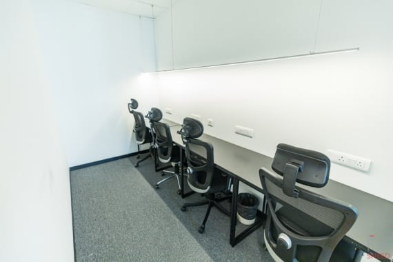 4 seaters Private Room Gurgaon Sector 44 abl-workspaces-sector-44
