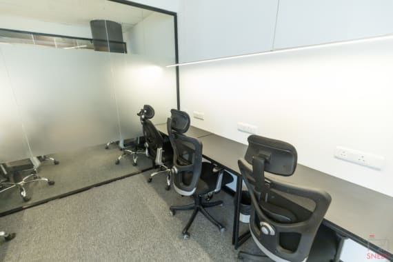 3 seaters Private Room Gurgaon Sector 44 abl-workspaces-sector-44