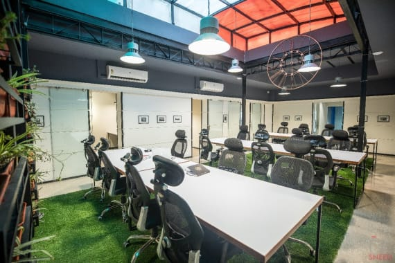 24 seaters Open Desk New Delhi Connaught Place abl-workspaces-connaught-place