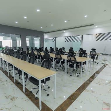 34 seaters Open Desk New Delhi NH8 abl-workspaces-celebration-gardens