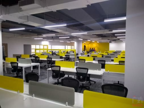 700 seaters Open Desk Bangalore Koramangala obeya-graces
