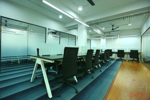 1 seaters Private Room Bangalore Domlur goworkzone