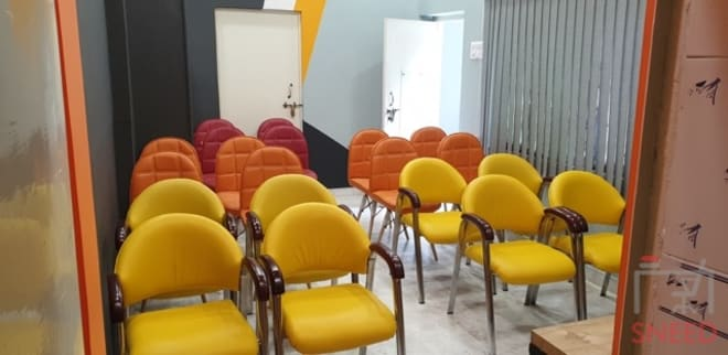 Training Room Lucknow Indira Nagar ecork-coworking-and-creative-spaces