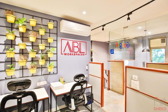 9 seaters Open Desk New Delhi Green Park abl-workspaces-green-park